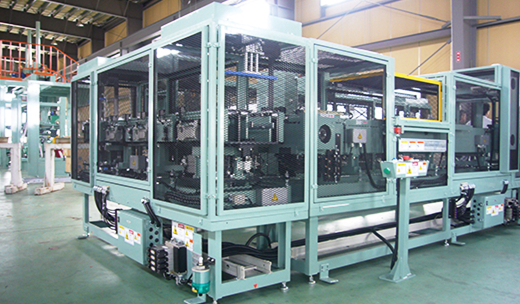 Transfer Devices(Conveyors, etc.)