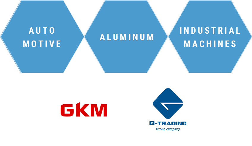 Auto Mmotive,Aluminum Processing, Industrial Machinery
